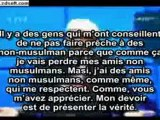 UNE JOURNALISTE SE RECONVERTI A L'ISLAM EN DIRECT