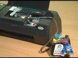 CISS installation on the printers EPSON C79 C90 C92