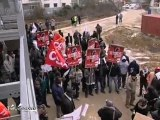 Grève des travailleurs sans-papiers