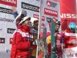Nissan Russian Adventure by Swatch in Chamonix - Winning Run