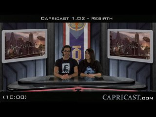 REVIEW: Capricast 1.02 - Rebirth