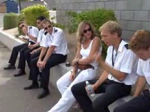 Wereldreis 2009 - Phoenix First Solo Sander