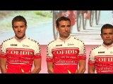Cyclisme : Le double objectif de Cofidis
