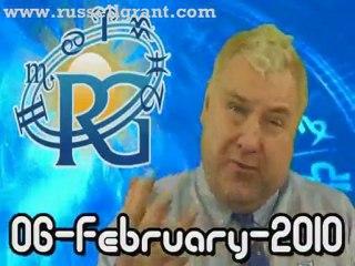 RussellGrant.com Video Horoscope Gemini February Saturday 6t