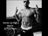 hands up high remix booba dj fazerman