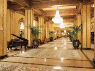 American Detour: New Orleans - The Roosevelt Hotel