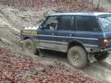 4x4   rover pat 300tdi 5 piliers 4