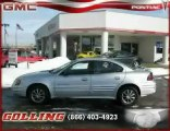 used Pontiac Grand Am MI Michigan 2001 Detroit