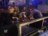 Jeff Hardy vs Randy Orton(crazy jump)