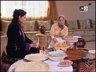Pastilla aux Fruits de mer souiria partie 02