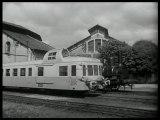SNCF Archives : Le Metier de conducteur d'Autorail 300 cv