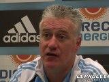 OM-Valenciennes (5-1) : la réaction de Deschamps