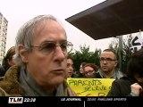 grève des collèges de Vénissieux