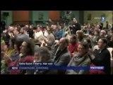 Dany Cohn-Bendit à Reims pour soutenir E. Loiselet le 01/02