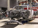 Building the Body Beautiful, The Bentley Mulsanne