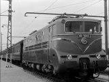 SNCF Archives : BB 9003 - Locomotive sans pilote