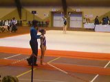 Eline competion gym - saut [2010]