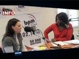 interview à BPM la radio du mantois pour mantes tv