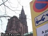La place du Château à Strasbourg devient piétonne