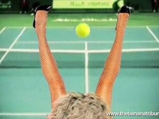 Shakira y Rafa Nadal: un vídeoclip muy caliente