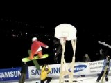SNOWBOARD BASKETBALL FTW!