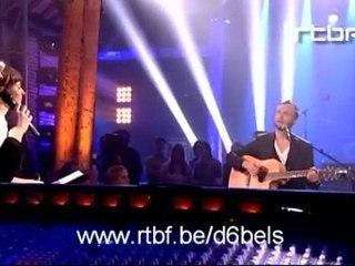 Foule sentimentale - Pierre Souchon (D6bels On Stage)