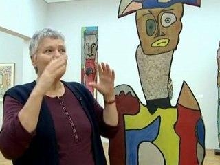 Gaston Chaissac, peintre moderne - Musée de Grenoble