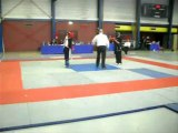 Compétition Kung Fu Régionale Rhône Alpes Olivier Moua