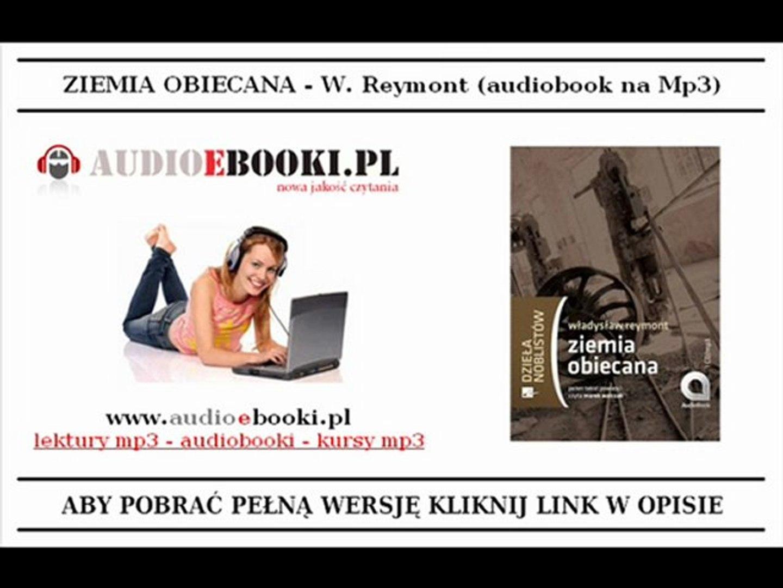 ZIEMIA OBIECANA na MP3 - W. Reymont (Lektury mp3) AUDIOBOOK