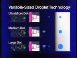 Imprimante jet d'encre et imprimante laser