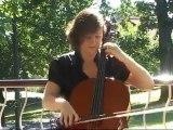 Bach Cello Suite No 1, Prelude