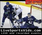 NHL Watch Vancouver Canucks vs Florida Panthers Live ...