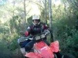 Rando quad sud avec Hervé de sud rando quad N°2
