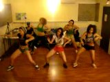 les danseus 2 la selesao en mode Répétition  BOO.G