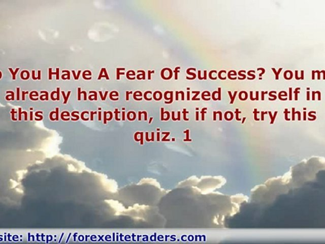 Becoming A Successful Forex Trader: How To Let Yourself Make