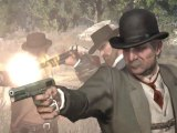 Red Dead Redemption : The law trailer