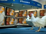 Denny's Chickens Get Outta Town Super Bowl Ads 2010 Commerc
