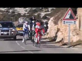 Grand prix cycliste la Marseillaise Janvier 2010