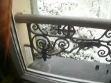 nounou aime la neige