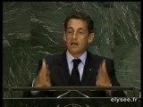 Discours 62ème session de l'Assemblée Générale de L'ONU