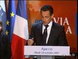 Inauguration de France 3 Corse Via Stella