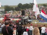 Montage video TRACTOR PULLING Eurocup finals 2009 à Bettborn ( Lux )