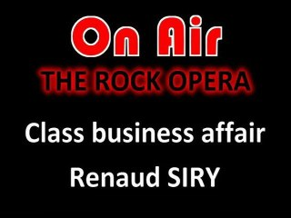 Renaud SIRY - ON AIR - Teaser Class business affair