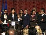 Déclaration de M. Nicolas Sarkozy et Mme.Ingrid Betancourt