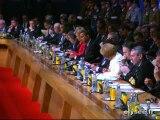 Discours lors du Conseil de l'Atlantique Nord