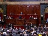 Discours M. SARKOZY Parlement réuni en Congrès à Versailles