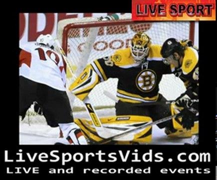 NHL Watch Boston Bruins vs Florida Panthers Live Stream ...