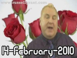 RussellGrant.com Video Horoscope Pisces February Sunday 14th