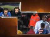 Le studio des supporters Montpellier-OM