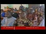 Bénin : Boni YAYI aux obsèques des frères de Houdé Valentin